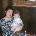 Mommy and the Birthday Boy